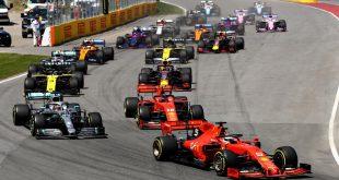 اعلام زمان بندی برگزاری 8 مسابقه اول فرمول 1 در فصل 2020