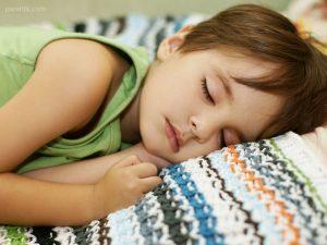 کودکان و زمان خواب ، ترسها و کابوسها