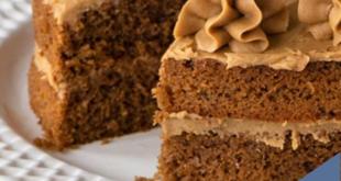 طرز تهیه کیک نسکافه ای خانگی با طعم خاص
