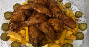 مرغ سوخاری فوری