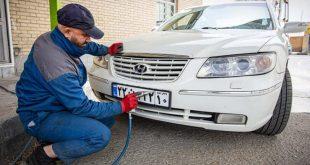 آغاز شمارهگذاری اینترنتی خودرو در تهران