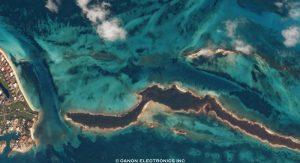 ا ماهوارهی کانن از کرهی زمین عکاسی کنید